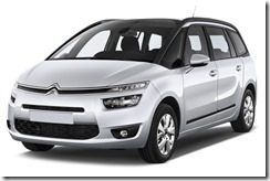 2013 Citroen Grand C4 Picasso Intensive MPV