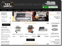 Voulez-vous vous acheter un barbecue Boretti